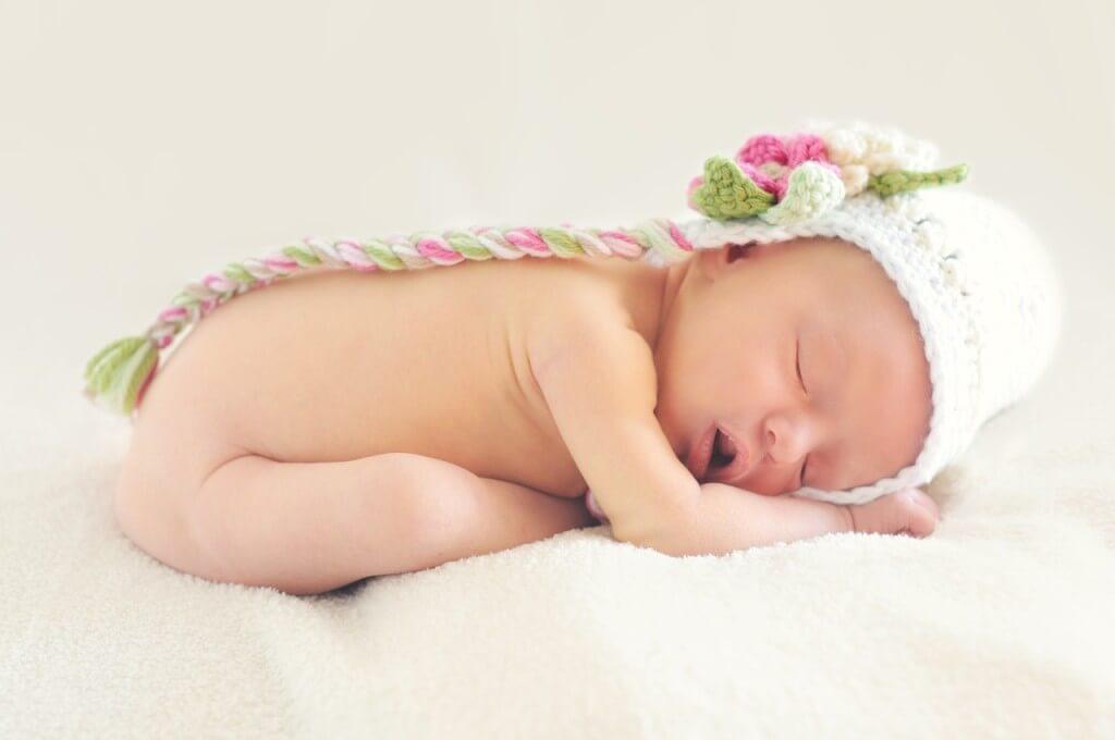 Czym obdarować maleńkie dziecko