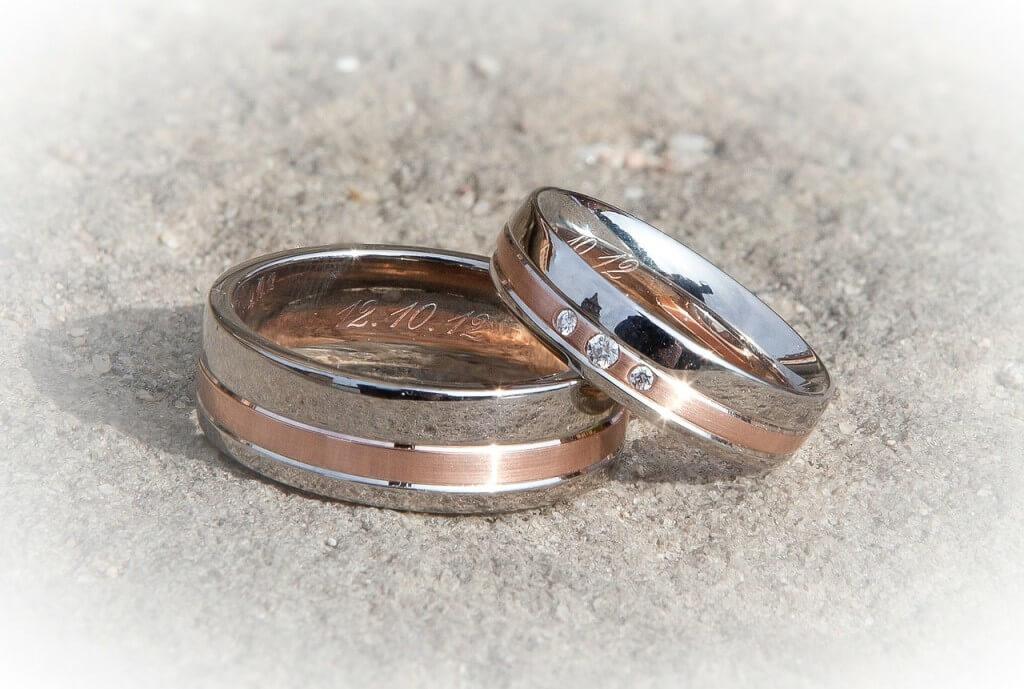Obrączki ślubne,czyli najważniejszy symbol miłości