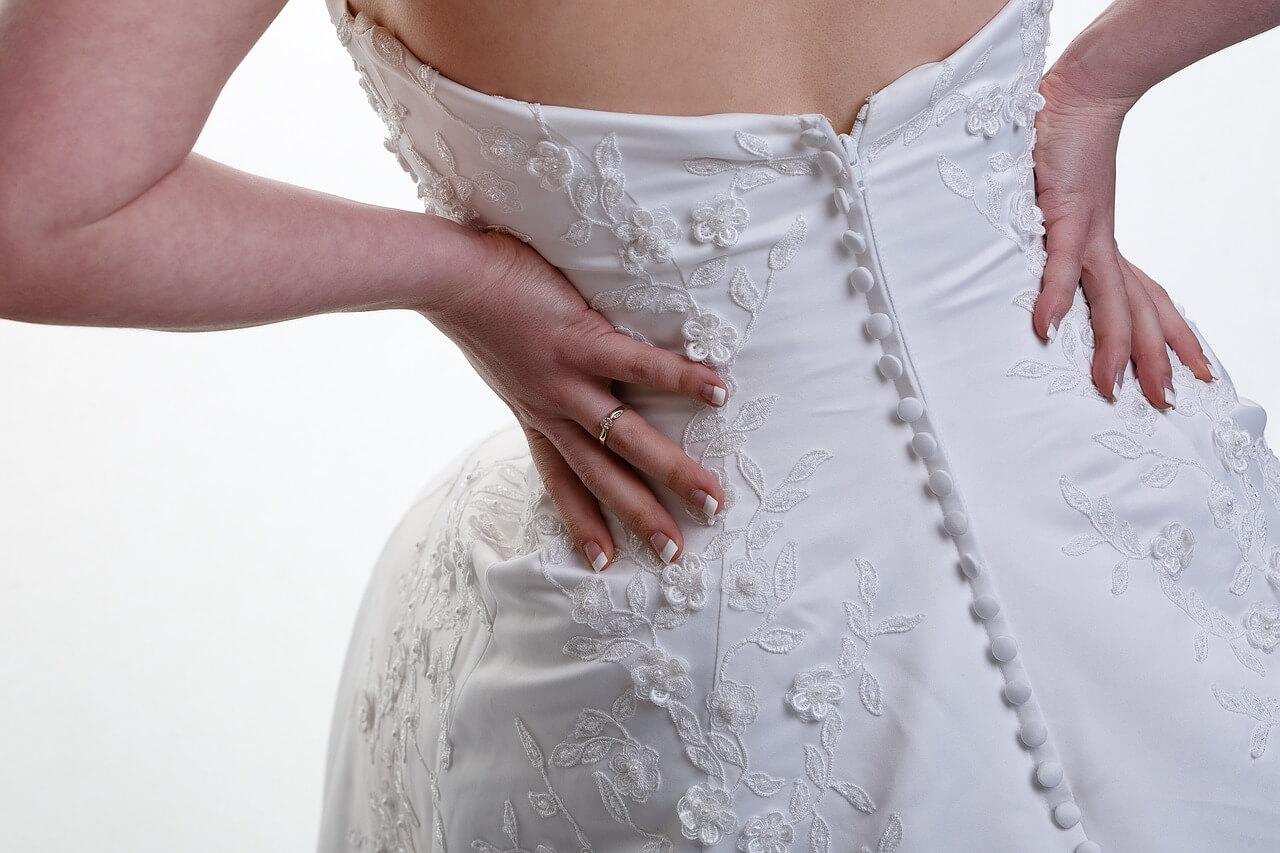 Trendy modowe sukien ślubnych