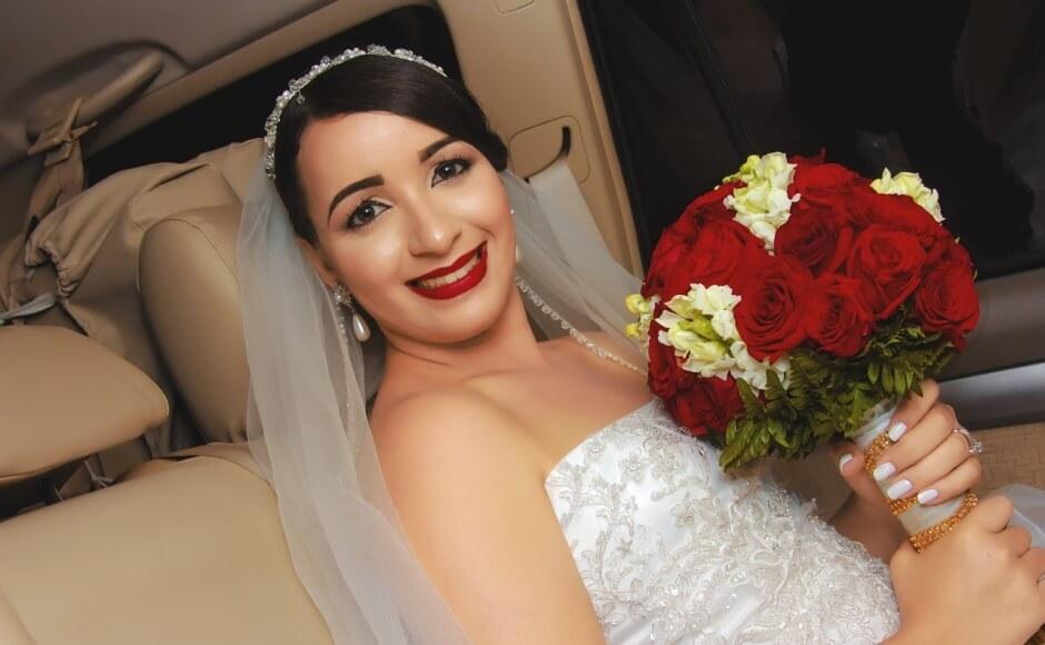 Manicure i makijaż ślubny