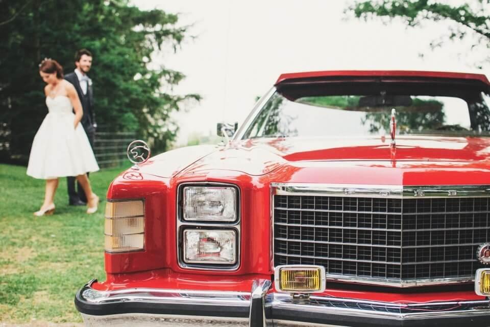 Romantyczne chwile czyli podróż poślubna
