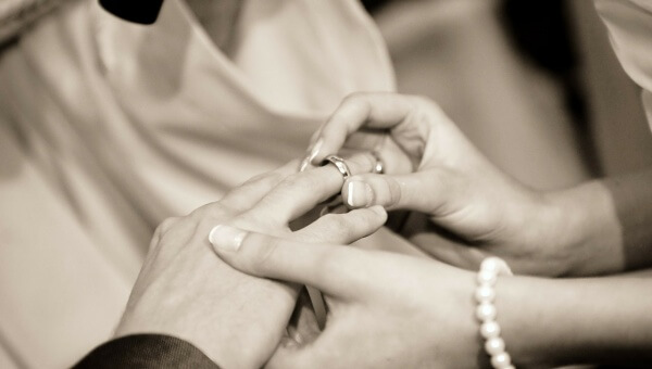 Ślubne decyzje – muszą być odpowiednie!