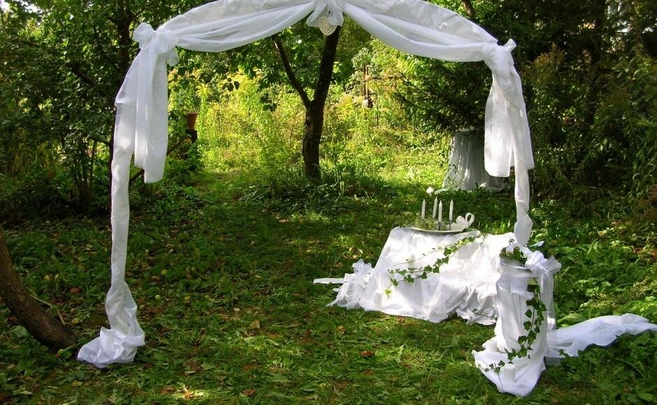 Ślub w plenerze? Czemu nie?